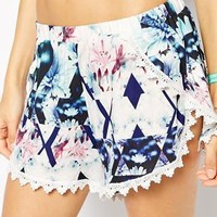 Talulah Dive Beach Shorts