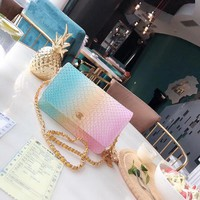 Ready Stock Fashion Double C Bag Reference #1152