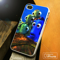 Finding Dory with Turtles iPhone 4 5 5C SE 6 Plus Case