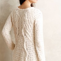 Portland Cabled Pullover