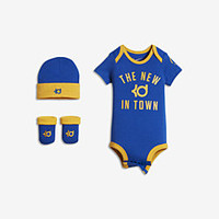 "The Nike KD ""New KD In Town"" Three-Piece Infant Boys' Set."
