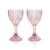 M'O Exclusive wine glass set of 2 | Moda Operandi