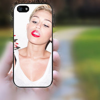 iphone 5c case,iphone 5 case,iphone 5s case,iphone 5s cases,iphone 5 cases,iphone 5c case,cute iphone 5s case--Miley cyrus,in plastic.