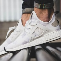 Adidas NMD XR1 Duck Camo / White - BA7233 Running Sport Shoes Camouflage Sneakers Casual Shoes