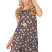 Anni Floral Shift Dress