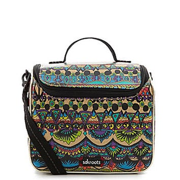 Sakroots Artist Circle Cross-Body Cooler