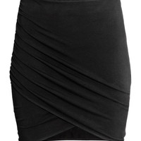 H&M Wrap Skirt $14.95