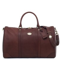 Football Leather Duffel - Brooks Brothers