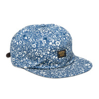 10 Deep: Local Native Snapback - Dark Blue Floral