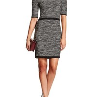 Banana Republic Womens Factory Fitted Sweater Dress