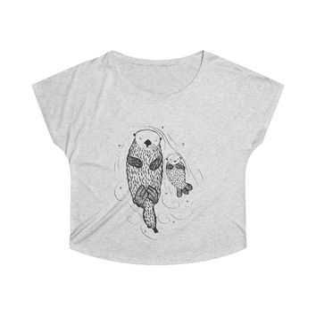 Sea Otter Women's Shirt
