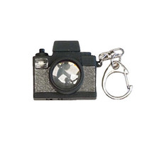 PRKR15 LED CAMERA KEYCHAIN