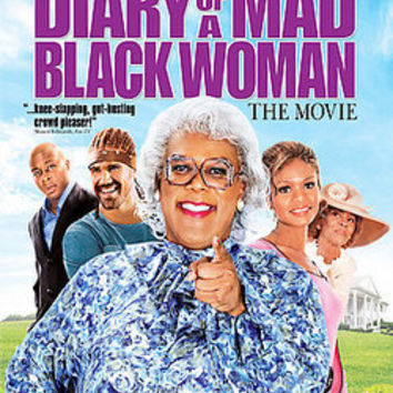 Diary of a Mad Black Woman: Kimberly Elise: 031398175568: