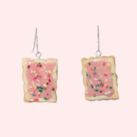 *LIMITED EDITION* Toaster Pastry Earrings