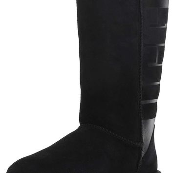 UGG Women's W Classic Tall Rubber Fashion Boot