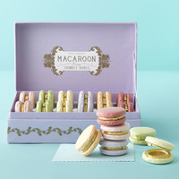 Macaron Limoge Trinket Box from Two's Company