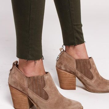 Chinese Laundry Sonoma Suede Bootie