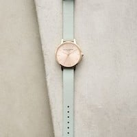 Olivia Burton Minty Rose Watch in Mint Size: One Size Watches