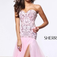 Sherri Hill 21026 Dress