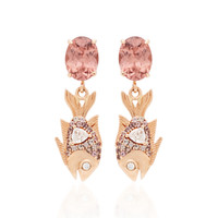"One-Of-A-Kind ""Good Catch"" Earrings 