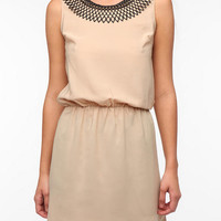 Urban Outfitters - Johann Earl Colleen Lace Collar Dress
