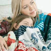 T Shirt Blanket | T Shirt Quilts and Blankets from Project Repat