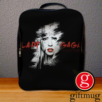 Lady Gaga Backpack for Student