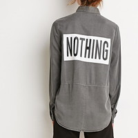 Nothing Graphic Shirt