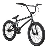 "Premium Inspired 20.5"" Bmx Bike Black"