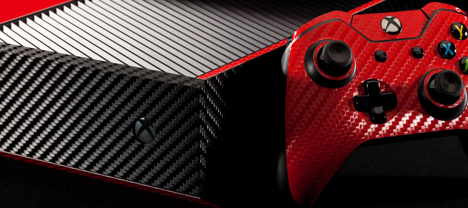 Xbox One Skins Wraps Amp Decals Dbrand From Dbrand Com