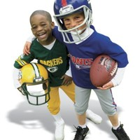 Kids NFL Player Costume with Helmet