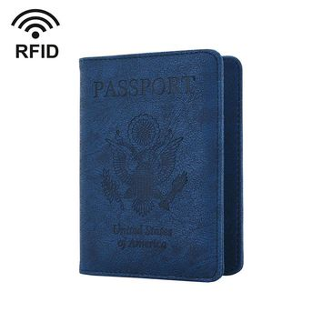 PU Leather Passport Cover (more colors!)