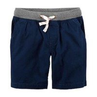 ONETOW Toddler Boy Carter's Pull On Shorts | null