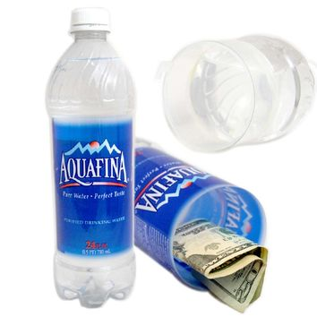 Aquafina Water Bottle Diversion Safe Can Stash (24oz) - Case of 40