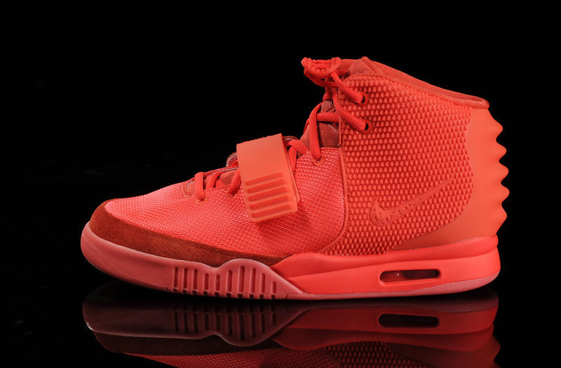 aliexpress nike air max yeezy red full red 1bf72 ce98b