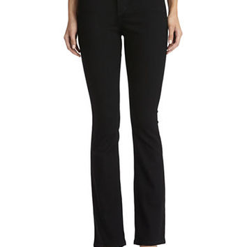 Jones New York Petites Petite Gramercy Curvy Slim Jeans