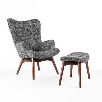 Paddington Deux Lounge Set - Twill Black