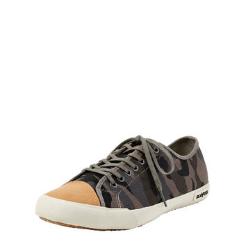 Army Issue Low Top Sneakers