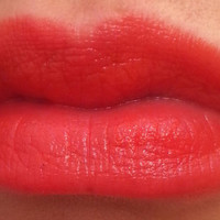 MAC dupe for Dangerous and Marilyn called FIRE FLOWER- Lipstick and Lipliner- All natural, vegan friendly