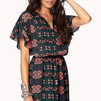 Southwestern Shift Dress