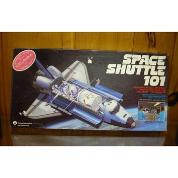 Retro 1978 Space Shuttle 101 Game Auth Game of Columbia & Sister Ships Rockwell Inter