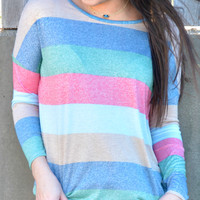Spring Fever Tunic