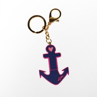 Lilly Pulitzer - Keychain with USB Flash