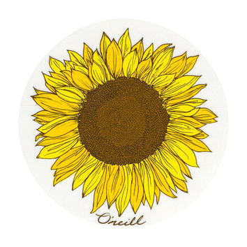 O'NEILL Sunflower Sticker