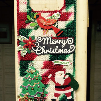 Merry Christmas Doorknob Hanger available