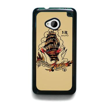 SAILOR JERRY HTC One M7 Case Cover