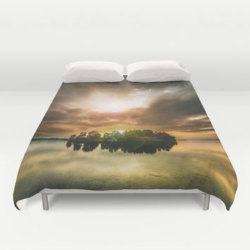 Lithium Duvet Cover by HappyMelvin