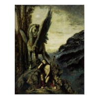 Traveler Poet by Gustave Moreau