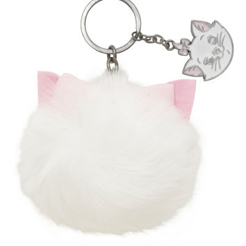 Loungefly Disney The Aristocats Marie Puffball Key Chain