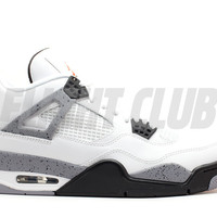 "air jordan 4 retro ""2012 release"" - white/black-cement grey - Air Jordan 4 - Air Jordans 
